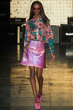 House of Holland Spring 2015 Ready-to-Wear - Collection - Gallery - Look 1 - Style.com