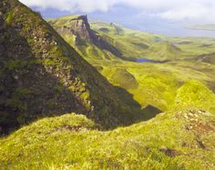 10 Years ago: Canoe Scotland: A hike along the Quiraing on the Trotternish Peninsula, Skye: http://greenrivercanoes.com