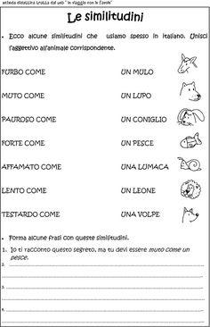 Tate & Fate - 117 Italian Grammar, Italian Language, Learning Italian, Reading Workshop, Elementary Schools, Homeschool, Writing, Geography, Alphabet