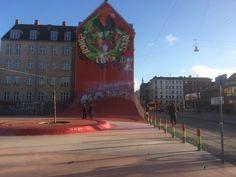 Skate Park a Norrebro