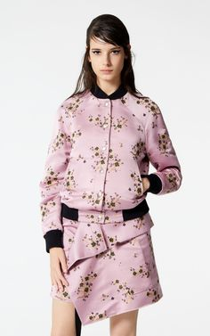 66ceb4cd 'Cheongsam Flower' teddy jacket Kenzo for - Shop at Kenzo.com official  online