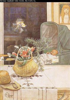 carl larsson paintings - Поиск в Google