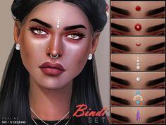 The Sims Resource: Bindi Set N41 by Pralinesims • Sims 4 Downloads Sims 4 Mods, Sims 4 Cc Packs, Sims 4 Mm Cc, Sims 4 Tattoos, Sims 4 Piercings, The Sims 4 Skin, Sims 4 Anime, Sims 4 Cc Makeup, Sims 4 Asian Makeup