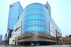PRADA store   Taiyuan, China.