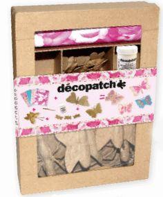 Kit Decopatch Papillon - Mille et Une Feuilles