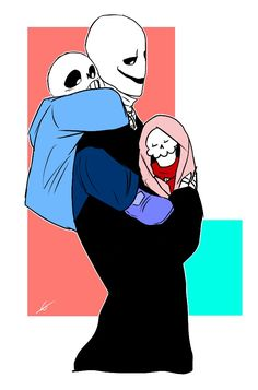 Sans, Gaster, and Papyrus