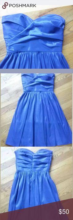 Calvin Klein Royal Blue Formal dress In excellent condition Calvin Klein Dresses Prom