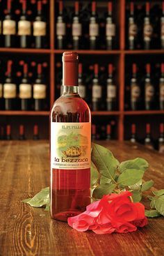Bezzuca- #wine #vino #rose #mediumwine #light