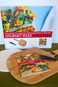 Gourmet Pizza Prize Package!