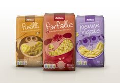 Adriana Mini-Pasta, designed by Design Herynek | Country: Czech Republic