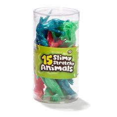 Sticky & Stretchy Animals