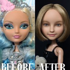 "In a world of fashion magazines, unachievable beauty standards, and Instagram mania, the natural look is a whiff of fresh air! And while some of us try to fight today's beauty standards by posting #nofilter and #nomakeup selfies on social networks, Ukranian artist, Olga Kamenetskaya is transforming overly made-up mass-produced dolls into totally new, very realistic figures. The artist adds little ""flaws"" to her dolls' faces, just like real people have, which makes her creations absolutely…"