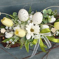 Easter Decor, Bouquets, Spring, Plants, Bouquet, Bouquet Of Flowers, Plant, Planets