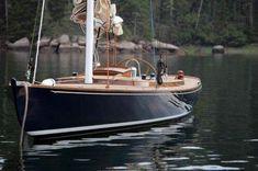 Ginger by Brooklin boatyard