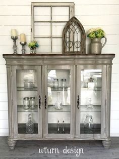 hutch topper with feet added