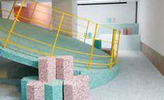 <p>The Brutalist Playground project has been developed for the London Festival of Architecture by Assemble, an architecture collective recently nominated for the Turner Prize, and Simon Terrill, an ar