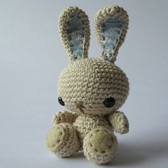 Ravelry: #Crochet Spring Bunny pattern by Stephanie Jessica Lau