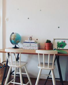 Workspace Next Door: Matyi, Nori & Luca | noKoncept.com #workspace #kidsroom #interview #mommyblogger