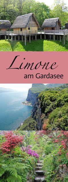 """Das Paradies am Gardasee """"Der Gardasee fasziniert mich immer wieder aufs Neue und offenbart uns ein Italien, wie es schöner nicht sein könnte"""", schwärmt Annette Eckl. Diesmal war die Reiseexpertin in und um Limone unterwegs. #Limone #Gardasee #Italien #Reisen #Ausflug #Reisetipp #Urlaub"""
