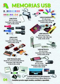 Página 4 - Memorias USB