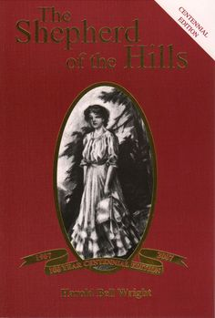 The Shepherd of the Hills. I love this book.