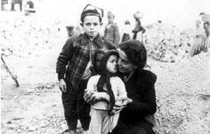 """E. Pistilli, 1946: """"Salviamo i bambini di Cassino!"""""""