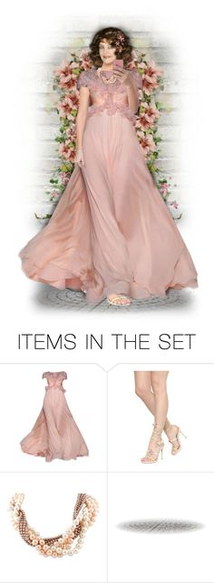 """""""Garden Selfie"""" by cindu12 ❤ liked on Polyvore featuring art"""