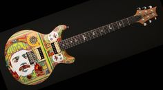 PRS Guitars Sponsors The Ultimate Experience with Carlos Santana