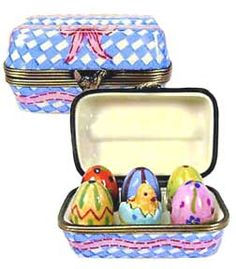 Easter Limoges Box