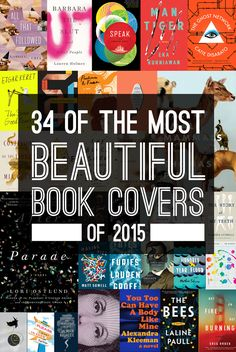 34 Of The Most Beautiful Book Covers Of 2015