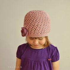 Ravelry: tvorIvka's crochet Caroline hat
