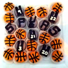These are absolutely delicious!!  SPURS cake truffles! www.CakeTrufflesByLauren.com