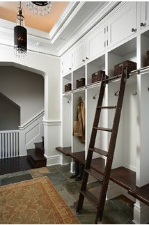 I want this ladder in our locker area at back door.