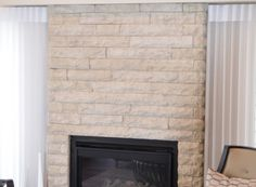Van Arbor Homes: Creative Mines Craft Urban Ledge (Color: Bone) Manufactured Stone Veneer, Bathtub Surround, Interior And Exterior, Interior Design, Parade Of Homes, Fireplaces, Natural Stones, Galleries, Mountain