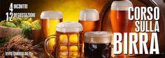 Corso di Birra; 4 incontri 12 degustazioni. L'associazione culturale #UmbriaLab tra i vari corsi propone anche un approfondimento sulle birre.: 1. La degustazione 2. Gli stili tradizionali 3. La birra artigianale 4. Il servizio e l'abbinamento con il cibo