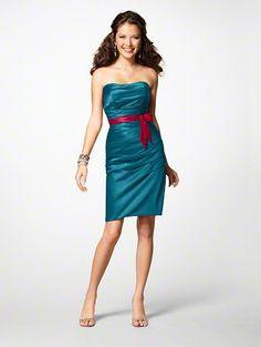 Alfred Angelo Bridesmaid Dress,