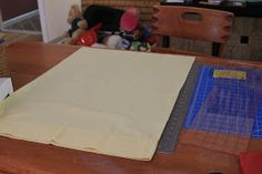 Perfectly Imperfect Home: Pinterest Seat Belt Pillow Tutorial