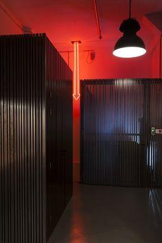 Monvínic Store Barcelona | Alfons Tost Interior design Barcelona, Ceiling Lights, Curtains, Interior Design, Lighting, Store, Home Decor, Nest Design, Blinds