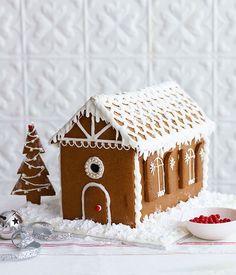 Gingerbread house| Australian Gourmet Traveller