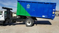 Are you looking into dumpster rental, but are unsure about how to proceed? A dumpster delivery to your home or business by Heartland Recycling is a perfect way to handle waste from projects both large and small! Dumpster Sizes, Rent A Dumpster, Roll Off Dumpster, Yard Waste Disposal, Yard Waste Removal, Junk Hauling, Recycling Services, Heartland, Kansas