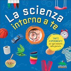 Manuale di esperimenti per bambini semplici prezzo