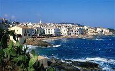 "Spanish mediterranean coast -- The ""Northern Kingdom"" in my latest book"