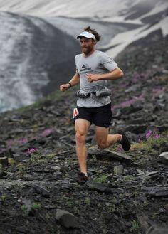mountain running -