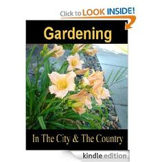 7 Free Kindle Garden Books! Download before cost go up!