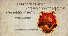 Harry Potter House Quotes