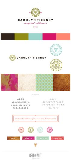 Carolyn Tierney Interiors | Grit & Wit