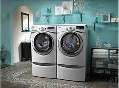 #laundryroom #electrolux