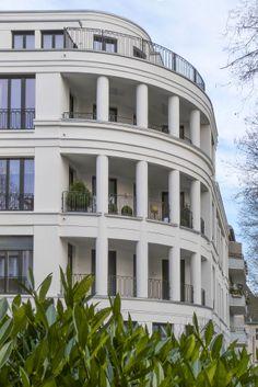 Repräsentatives Mehrfamilienhaus in #Düsseldorf #Oberkassel