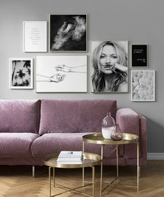 Down to Earth Poster – 50x50Kate Moss life is a joke Poster – 50x70Life is tou...