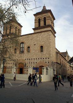 Iglesia de la Compañia de Jesus, Manzana Jesuitica, Cordoba, Argentina- Patrimonio de la Humanidad